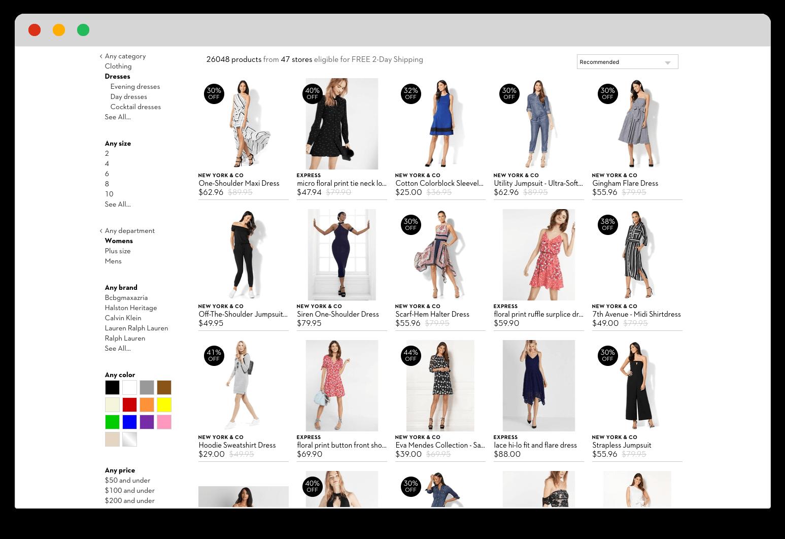 ShopRunner Web